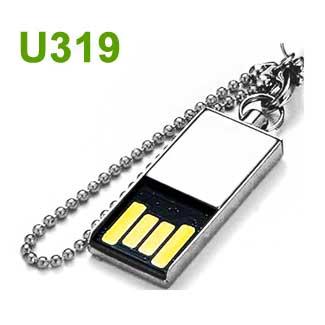 فلش مموری تبلیغاتی بدنه فلزی U319