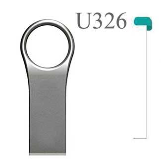 فلش مموری تبلیغاتی بدنه فلزی U326