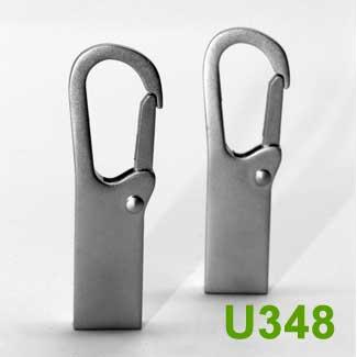 فلش مموری تبلیغاتی بدنه فلزی U348