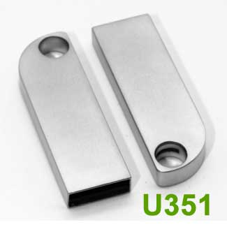 فلش مموری تبلیغاتی بدنه فلزی U351